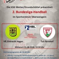 EintrachtFerndorfPlakat